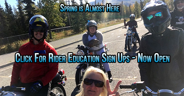 rider education sign-ups